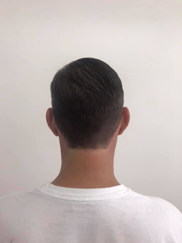 MEN'S HAIRCUT IN COCOA BEACH FLORIDA