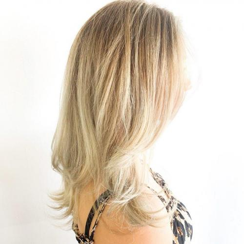 Blond Hair Color and Balayage in Cocoa Beach Florida