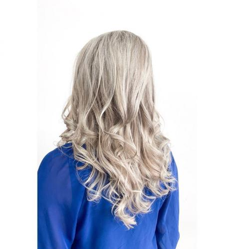 beautiful hair color in cocoa beach