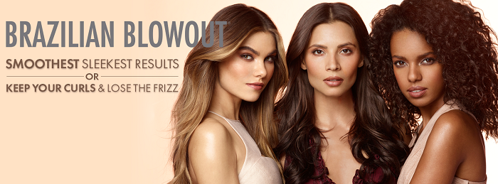 Brazilian Blowout Certified Salon!