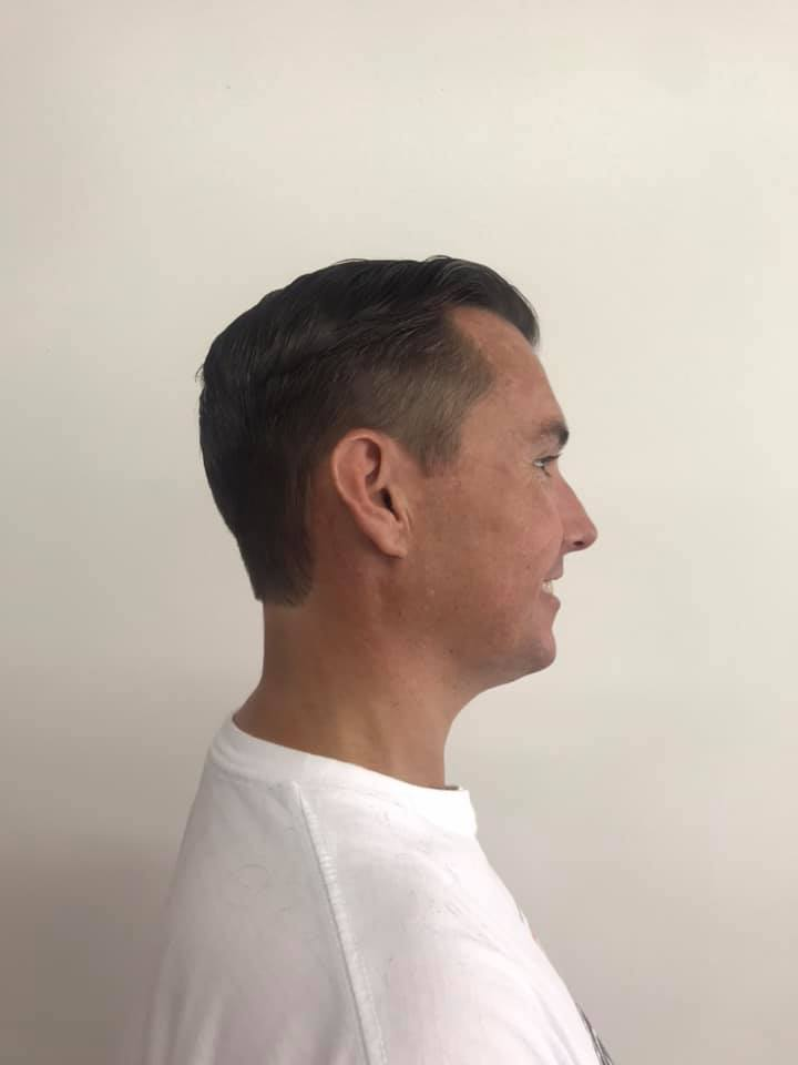 HAIR CUT FOR MEN IN COCOA BEACH AT BEAUTY & THE BARBER HAIR SALON
