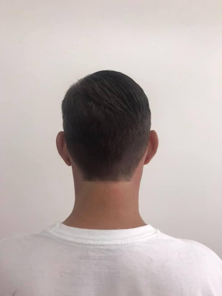 MEN'S HAIRCUT IN COCOA BEACH FLORIDA