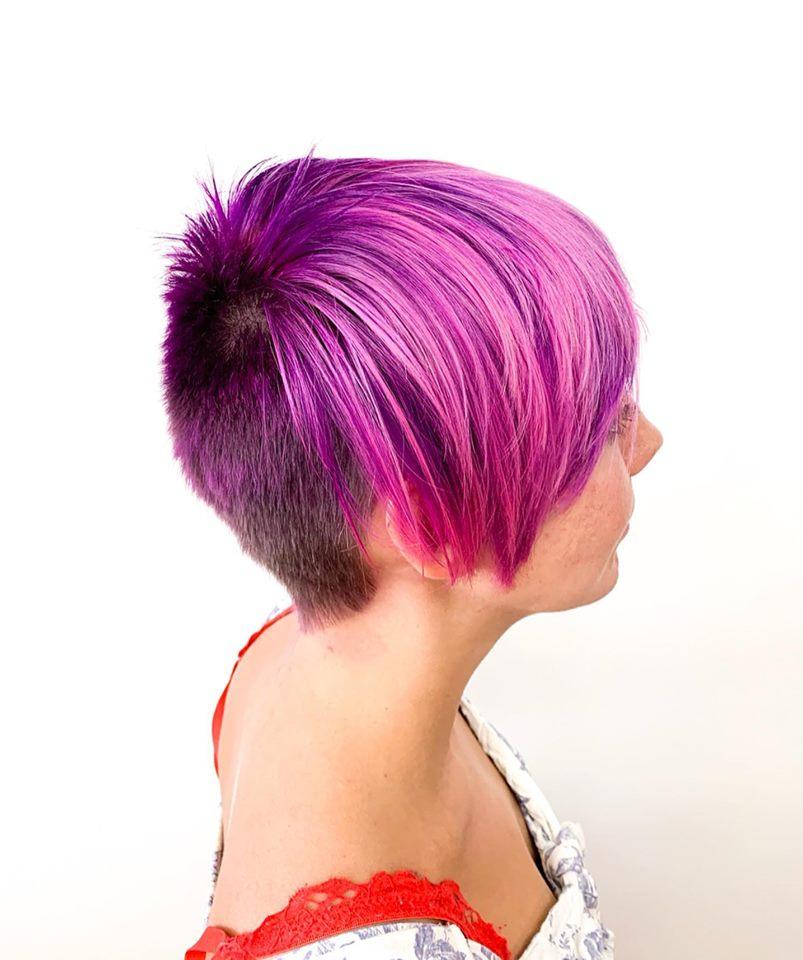 hair color at hair salon in Cocoa Beach