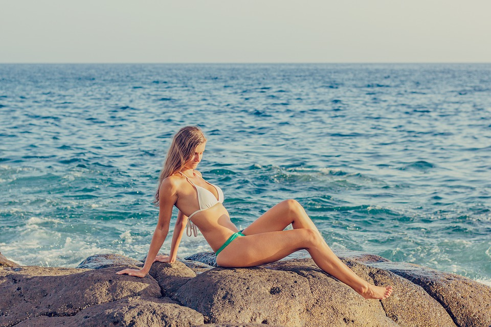 Natural Sunkissed Spray Tan in Cocoa Beach, Florida